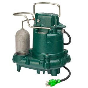 key features of the zoeller m63 sump pump 60 second summary - Watchdog Sump Pump