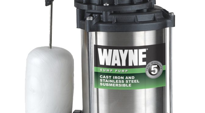 Wayne CDU980E 58321-WYN3 Submersible Sump Pump Review: The Best Pump Under $200?