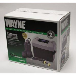 Wayne Wsm3300 Sump Minder Battery Back Up Sump Pump Review