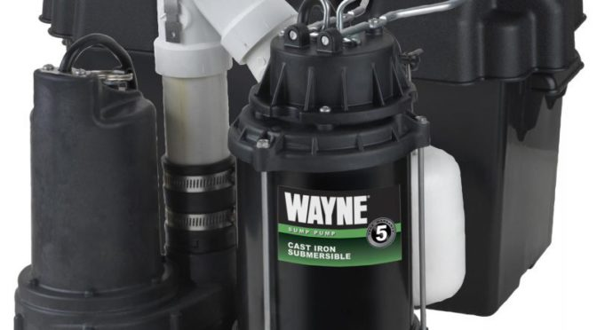 Wayne Wss30v Pre Assembled Combination Sump Pump Review