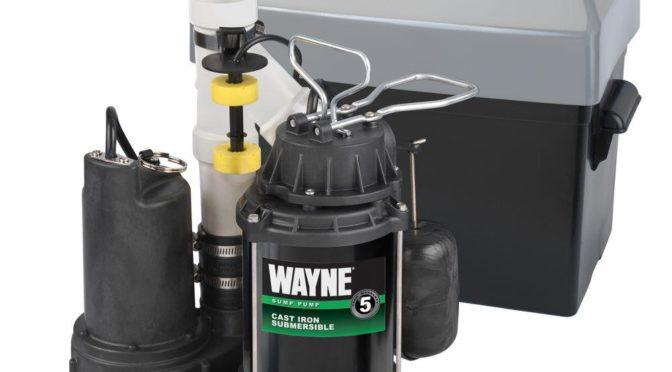 Wayne Wssm40v Pre Assembled Combination Sump Pump Review