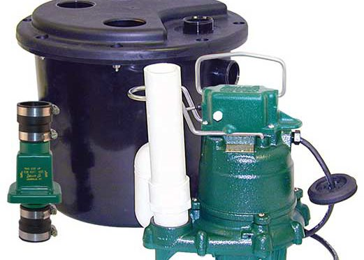 Zoeller 105 0001 Laundry Pump Package Including M53