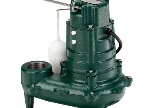 Zoeller M267 Waste Mate Sewage Sump Pump Review 1 2 Hp