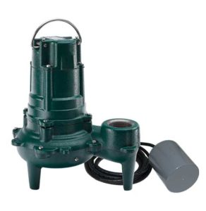 key features of the zoeller m267 sewage pump 60 second summary