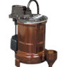 Liberty Pumps 257 1/3 HP Sump Pump Review and Zoeller M63, M57, M53, Wayne CDU980E Comparisons