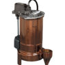 Liberty Pumps 297 and 297-2 3/4 HP 290-Series Sump Pump Review: Almost 50 Feet of Max Head!