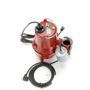 Can A Home Be Rent With A Sump Pumps
