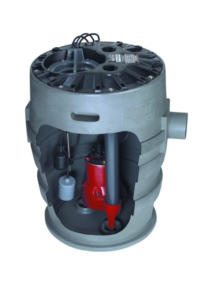 Liberty Pumps P372le41 Pro370 Sewage Pump System Review