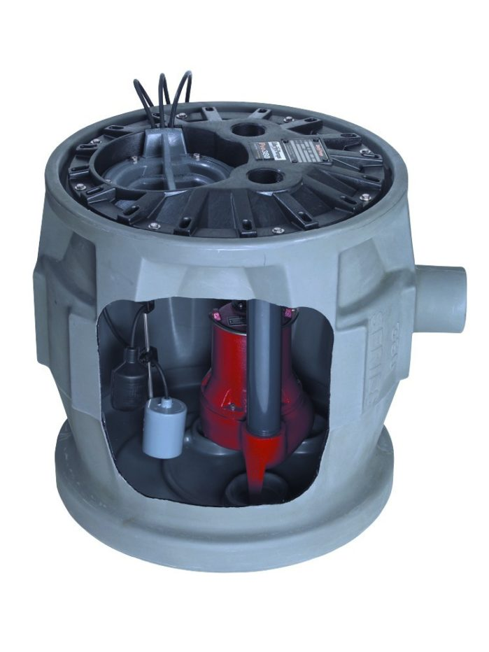 Liberty Pumps P382le41 Pro380 Sewage Pump System Review