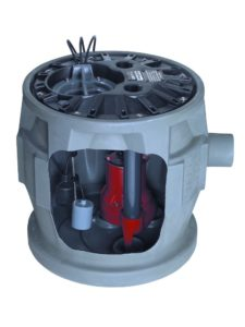 The P382LE51 is one of the best preassembled sewage pump systems currently on the market