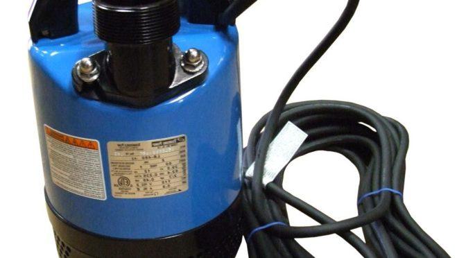 Tsurumi LB-480-62 Submersible Dewatering Pump Review and LB-480A Comparison