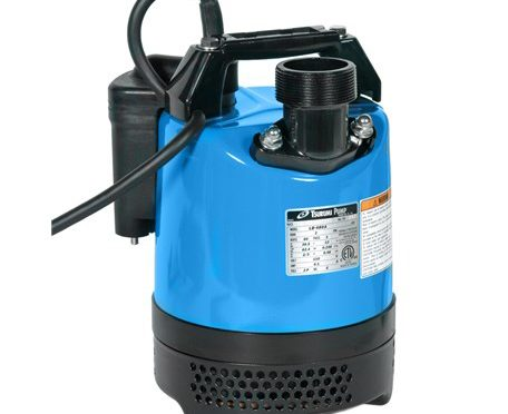 Tsurumi LB-480A-62 Automatic Submersible Dewatering Pump Review and LB-480-62 Comparison