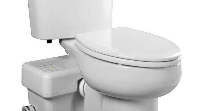 Liberty Pumps ASCENTII-ESW 1/2 HP Macerating Toilet Review and Saniaccess 2 Comparison